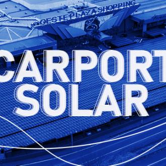 Carport solar: o  ...